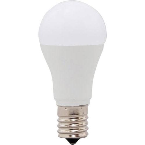 アイリスオーヤマ LED小形電球 広配光 60W形 電球色×5