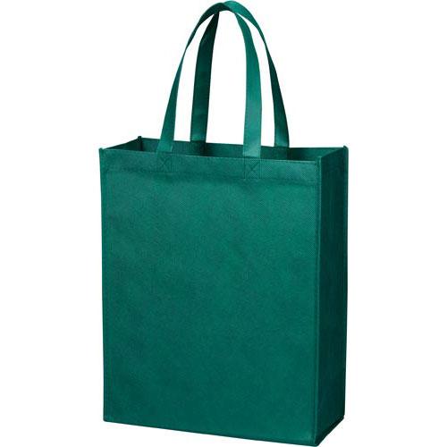 商品合計金額3000円 税込 以上送料無料 大川企画 爆買い送料無料 不織布バッグ 海外並行輸入正規品 グリーン 5枚 5枚入 M ショッピングバッグ エコバッグ