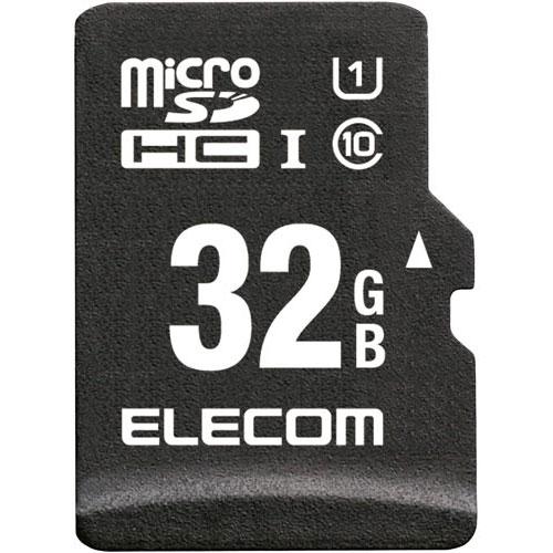エレコム microSDHCカード 車載用 MLC 32GB