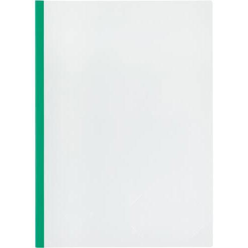 「カウコレ」プレミアム ガイド付レールクリヤーホルダー20枚とじ緑300冊