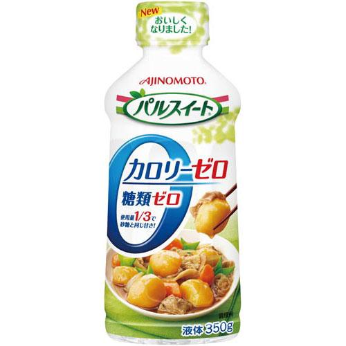 味の素 パルスイート カロリーゼロ液体タイプ 350g