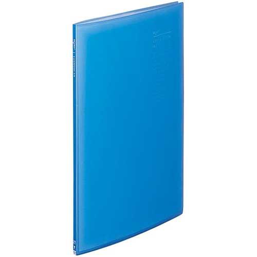 商品合計金額3000円 税込 以上送料無料 本日の目玉 リヒトラブ 透明クリヤーブックA3L縦ブルー20P 透明クリヤーブックA3L縦ブルー20P 全商品オープニング価格 LIHITLAB