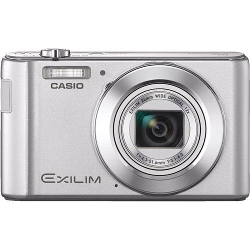 カシオ デジタルカメラ EXILIM EX-ZS260SR