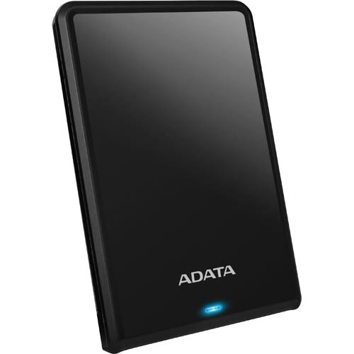 エーデータ ポータブルHDD 1TB ブラック