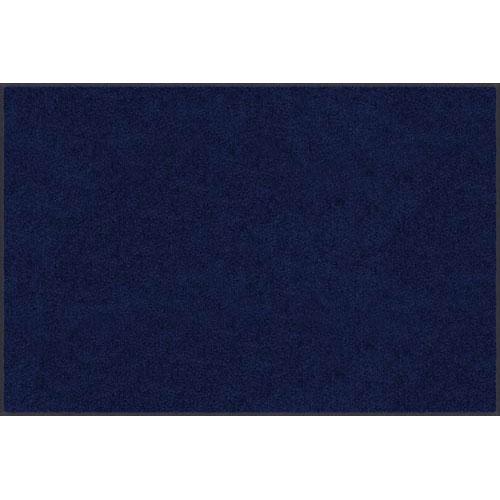 クリーンテックス スタンダードマットS 90×150 ネイビーブルー