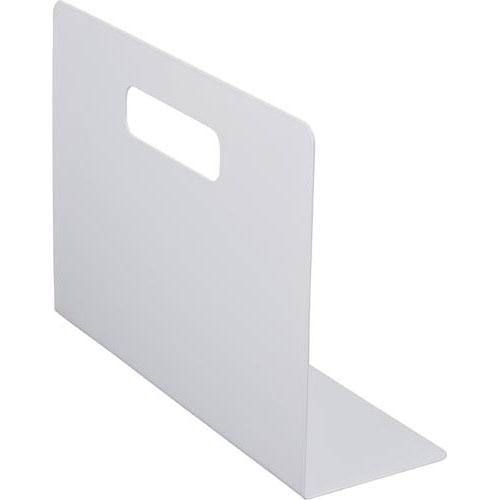 「カウコレ」プレミアム スタぴとブックエンドL型A4ぴったり横型白2枚×8