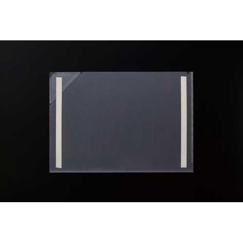 「カウコレ」プレミアム 掲示らっくホルダーA4 粘着タイプ 400枚
