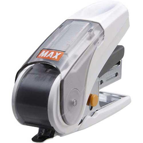 商品合計金額3000円 税込 以上送料無料 マックス 高い素材 HD-10NLホワイト サクリホッチキス 低価格