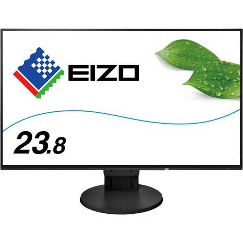 EIZO 23.8型液晶モニター フルHD 黒