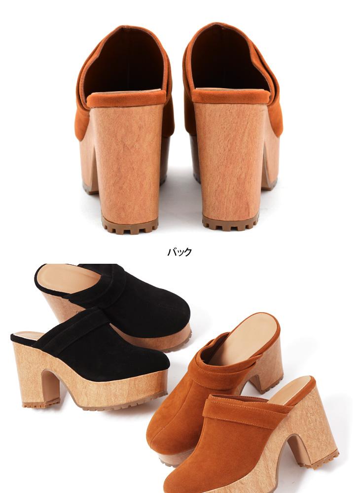 厚底楔 ABO 凉鞋鞋子女鞋凉鞋 SABO 波希米亚军事厚底麂皮绒麂皮绒简单黑骆驼