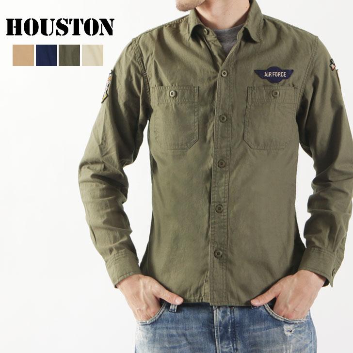 Kawa Rakuten Global Market Houston Houston Military Shirt 40149