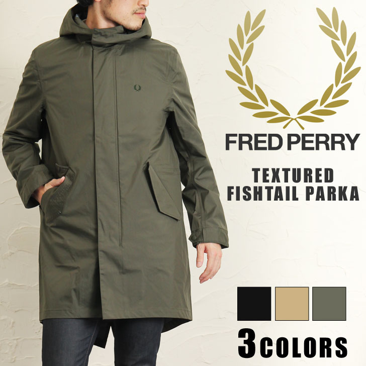 kawa | Rakuten Global Market: FRED PERRY Fred Perry Mods coat ...