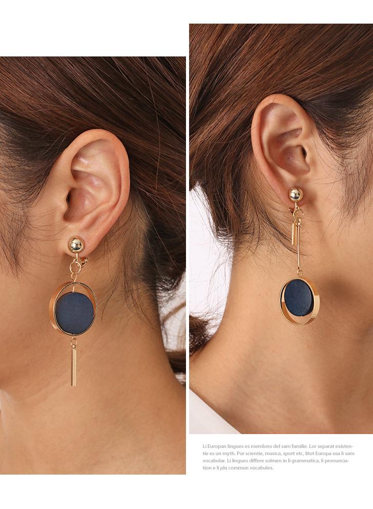 kawa rakuten global market the earrings sphere earrings second
