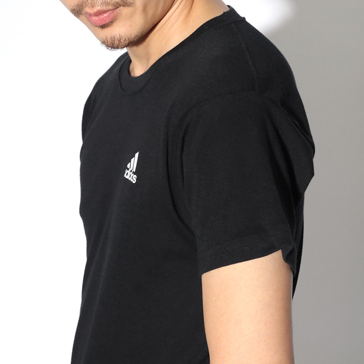 c895824e ○I keep the clothes by superior sweat perspiration quick-drying drily!  adidas (Adidas) 2P crew neck T-shirt