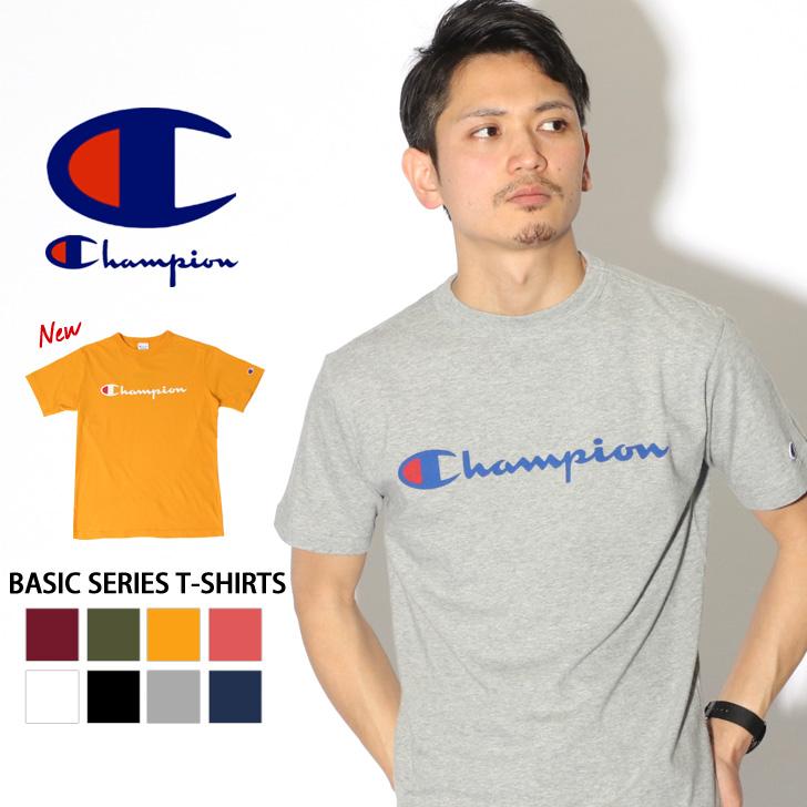 bca5ac2e Super SALE ☆ champion Champion t shirt Basic series T-shirt t shirt men gap  ...