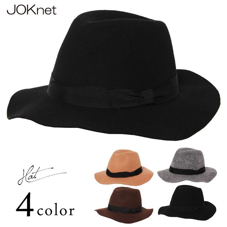 kawa  Soft felt hat hat bush hat children A hat felt hat broad-brimmed hat  Lady s accessory wool touch with soft felt hat Hattori Bonn with the ... 773e2cc3f