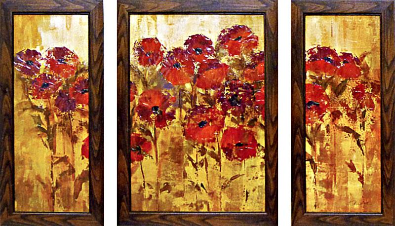 リサ オーディット 「サンシャインフローラルス」  アート・贈り物としても喜ばれます