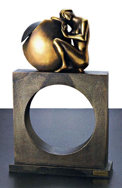 陶彫刻・タイランド1 アート・贈り物としても喜ばれます
