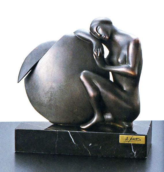 陶彫刻・タイランド2 アート・贈り物としても喜ばれます