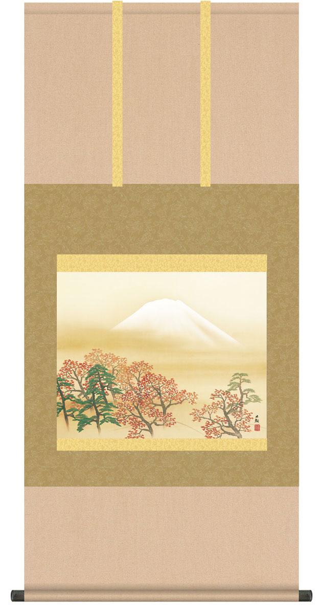 掛け軸「日本心神(にほんしんしん)」横山大観
