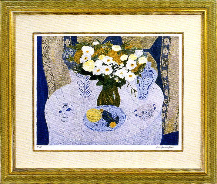 ピエール・ボンコンパン「記念日の食卓」
