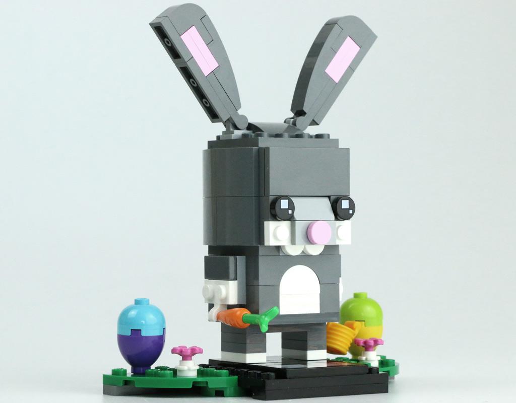 LEGO Bau- & Konstruktionsspielzeug LEGO® BrickHeadz Osterhase 40271