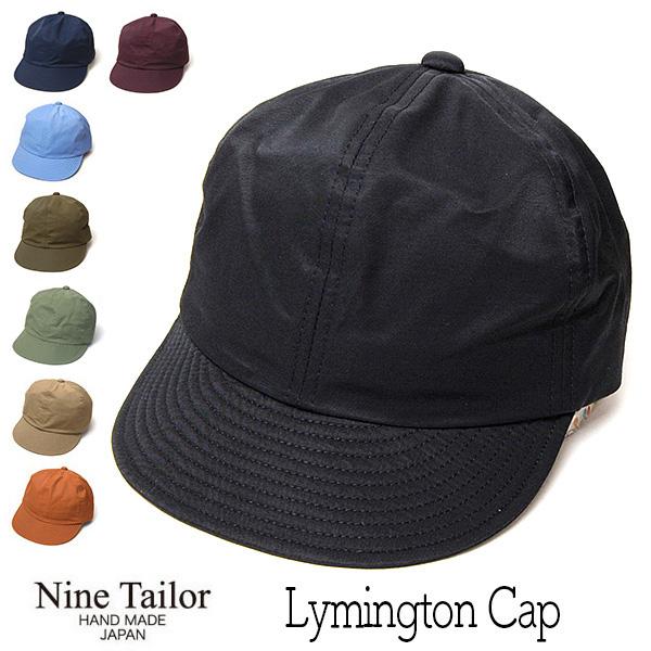 """革ベルトがさりげないアクセント 柔らかく機能性のある生地の小つばキャップ 帽子 """"NINE TAILOR ナインテイラー """" 小つばキャップ レディース 春夏 ユニセックス メール便対応可 当店限定販売 Cap Lymington メンズ 爆安"""