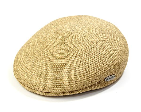 """帽子 イタリア製""""Borsalino(ボルサリーノ)""""ペーパーブレードハンチング【あす楽対応】[大きいサイズの帽子アリ][w]【コンビニ受取対応商品】"""