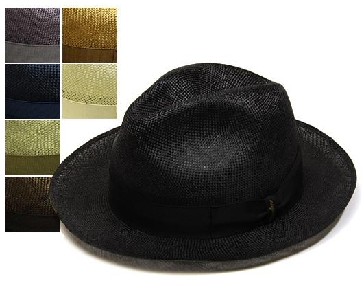 """帽子 イタリア製""""Borsalino(ボルサリーノ)""""シゾール中折れ帽[ハット] 【あす楽対応】[大きいサイズの帽子アリ]【コンビニ受取対応商品】"""