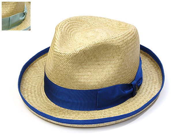 """帽子 イタリア製""""Borsalino(ボルサリーノ)""""パナマホンブルグ[ハット] 【あす楽対応】[大きいサイズの帽子アリ]【コンビニ受取対応商品】"""