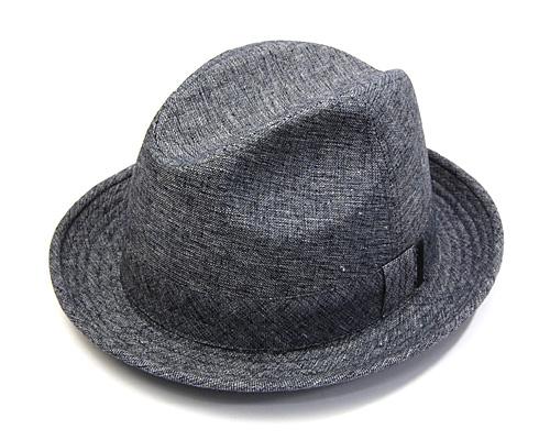 """帽子 イタリア製""""Borsalino(ボルサリーノ)""""サマーウール中折れ帽[ハット] 【あす楽対応】[大きいサイズの帽子アリ]【コンビニ受取対応商品】"""