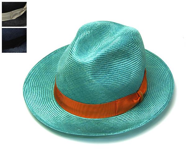 """帽子 イタリア製""""Borsalino(ボルサリーノ)""""パラシゾール中折れ帽[ハット] 【あす楽対応】[大きいサイズの帽子アリ]【コンビニ受取対応商品】"""