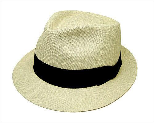 """帽子 """"BUNJIROW(文二郎)"""" パナマ中折れ帽 パナマツマミ ハット メンズ 春夏 日本製 [大きいサイズの帽子アリ][小さいサイズ対応]【コンビニ受取対応商品】【ラッキーシール対応】"""