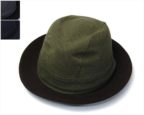 6576f49e36f Kawabuchi Hats Ltd.  ☆  quot cableami (Kablam) quot  wool felt caps ...