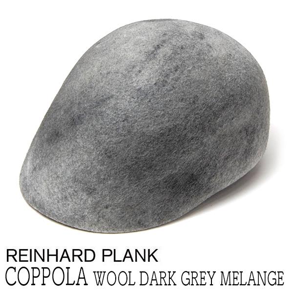 """帽子 イタリア""""REINHARD PLANK(レナード プランク)"""" ウールフエルトハンチング Coppola Wool メンズ 秋冬 [大きいサイズの帽子アリ][小さいサイズの帽子あり]【コンビニ受取対応商品】"""