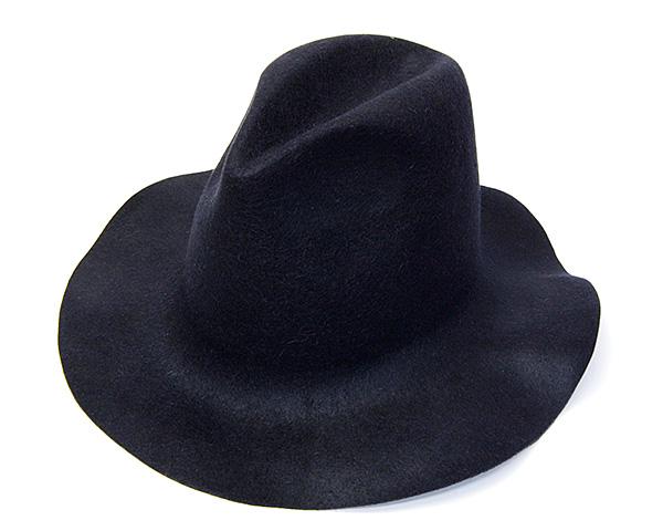 """帽子 イタリア""""REINHARD PLANK(レナード プランク)""""ファーフエルト中折れ帽(SPAVENTA)[ハット] [大きいサイズの帽子アリ]【あす楽対応】【コンビニ受取対応商品】"""