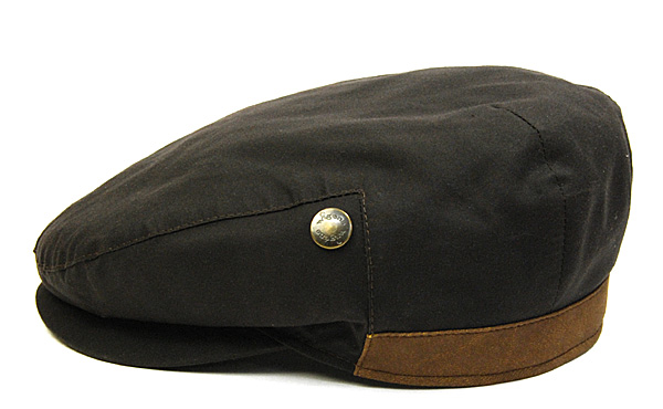 wax cotton hunting cap failsworth hats waxed baseball olive barbour buy waterproof