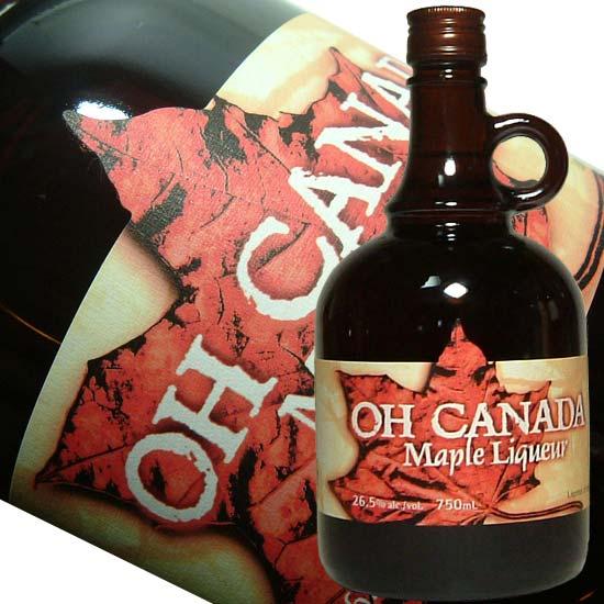 O加拿大枫力娇酒750ml 26.5度(Oh Canada Maple Liqueur)力娇酒力娇酒种类kawahc