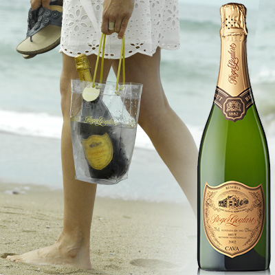 In the 1580 Yen 150000 yen of Dom Perignon to victory! Paris fashion week official Roger great Cava rose 750 ml box with Roger Grad ロジャグラート Rojak, grad ロジャグラ wine Spain blowing champagne-sparkling kawahc