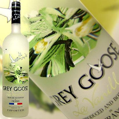 灰色鹅香草1000ml 40度(Grey Goose La Vanille Vodka)kawahc
