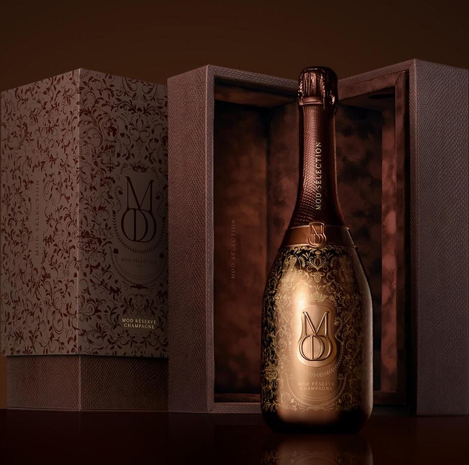 ラッパー おトク オーブリードレイクグラハムの手掛けるラグジュアリー シャンパンブランド モッド セレクション 人の手を加えることを最小限に抑え調和とテロワールを表現 MOD モッドセレクション ラグジュアリー シャンパン 750ml 人気ショップが最安値挑戦 更に今なら北海道から沖縄まで離島も含めて送料無料 シャンパーニュ MOD LUXURY SELECTION Champagne フランス産 kawahc