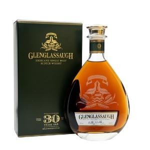 グレングラッサ 30年 700ml 42度 箱付 glenglassaugh 30y ハイランドモルト シングルモルトウイスキー kawahc