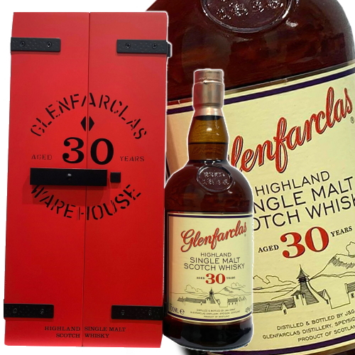 グレンファークラス 30年 700ml 43度 箱付 Glenfarclas 30years グレン ファークラス スペイサイドモルト シングルモルトウイスキー ウヰスキー ウィスキー SpeysideMalt Single Malt Scotch Whisky kawahc おひとり様1ヶ月に1本限り