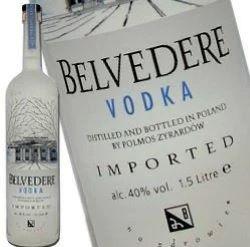 ベルヴェデール ウォッカ マグナムボトル 1500ml 40度 正規輸入品 ポーランドウオッカ ベルベデール Belvedere vodka naturally smmth poland kawahc
