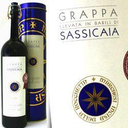 サッシカイアに使用された葡萄の搾りかすを使用して造られたグラッパ フレンチオーク樽で4年熟成後 サッシカイアの熟成に使用したバリックでさらにもう1年熟成させた逸品 サッシカイア グラッパ 500ml 40度 激安 正規輸入品 サシカイア ポリ バリーリ ディ サシカイヤ ブランデー Jacopo Poli 正規代理店輸入品 di セール Grappa お取り寄せグルメ Sassicaia セール価格 イタリア産 正規 italy 御中元 買取 正規品 お中元 kawahc sale Barili