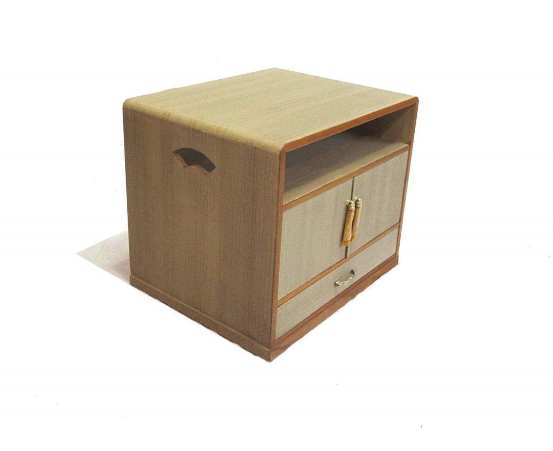 見台 譜面台 箱型 白木