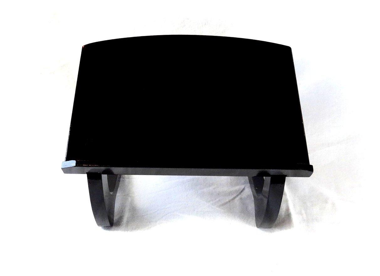 見台 譜面台 木製塗り 黒