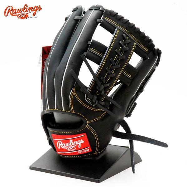 ローリングス 硬式 グローブ オールラウンド 野球 右投げ用 GH8G56L ブラック