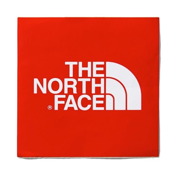 THE NORTH FACE STICKER 3208ksn ノースフェイス 買取 お金を節約 レッド R TNFステッカーショウ アウトドア NN-9719 メール便対応