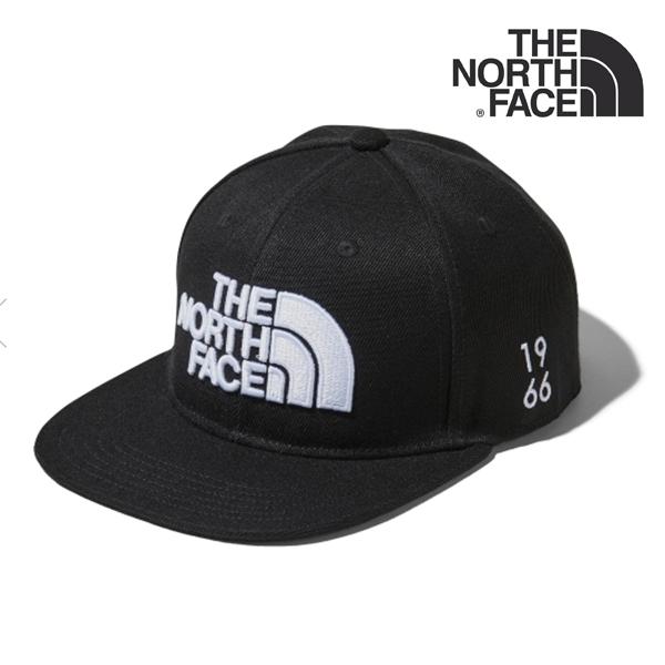 ノースフェイス 帽子 ウォータープルーフトラッカーキャップ NN01918 ブラック